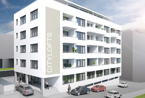 citylofts vordernbergstra e in stuttgart. Black Bedroom Furniture Sets. Home Design Ideas